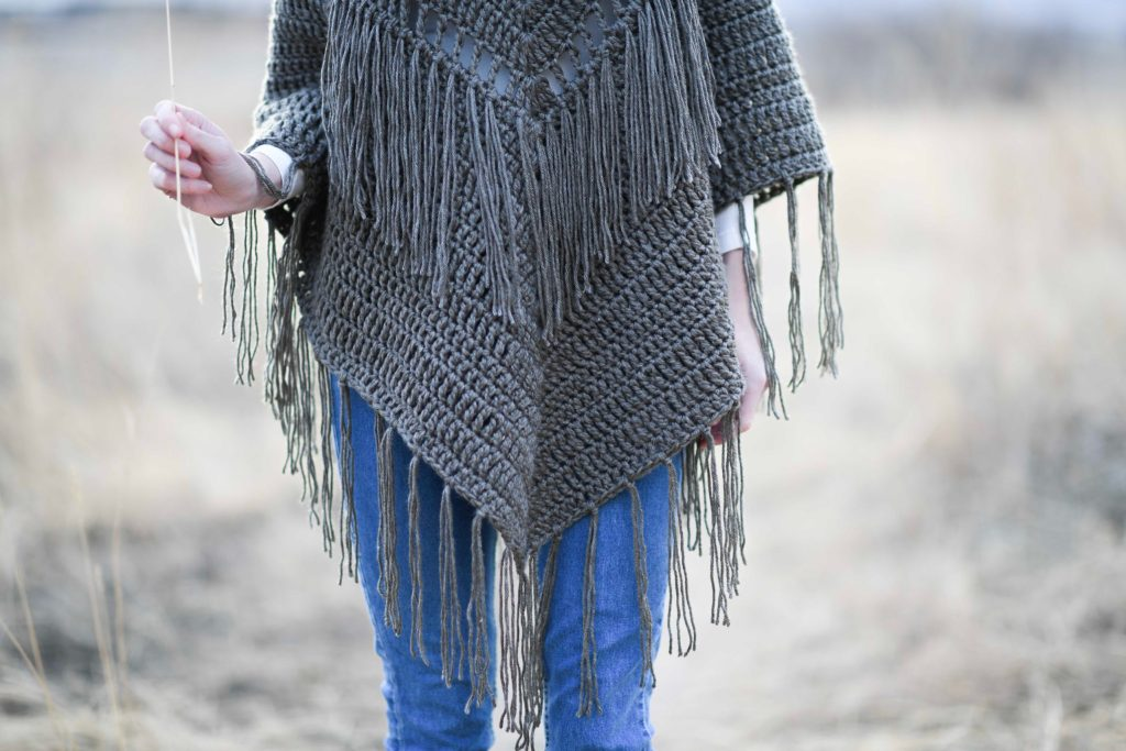 the-most-beautiful-crochet-poncho-patterns