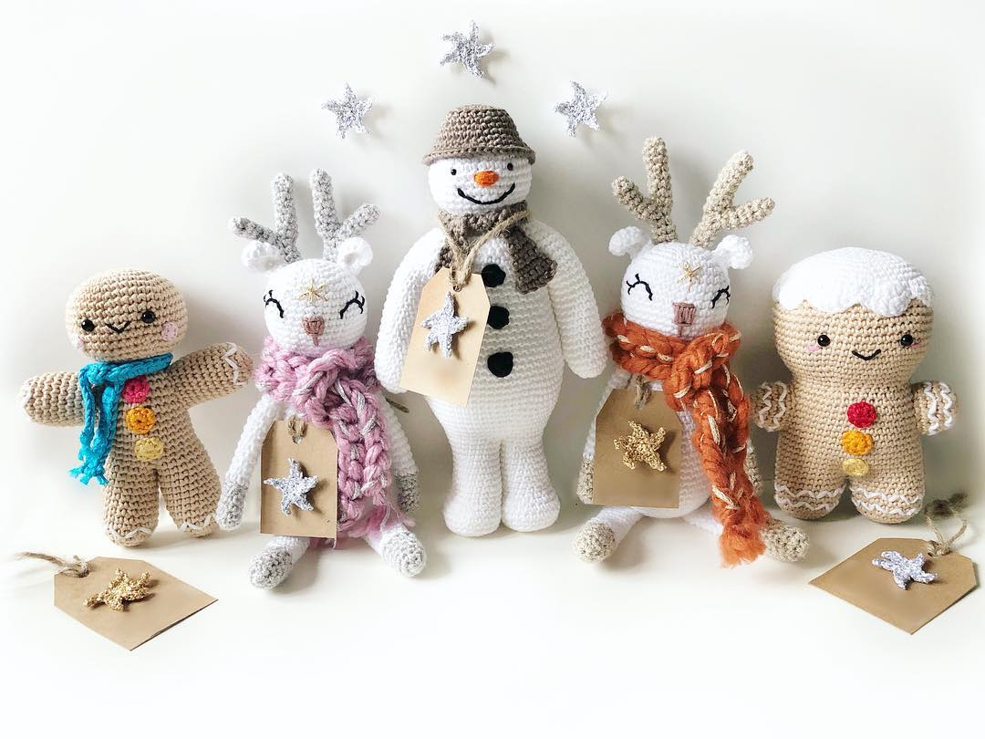 Christmas Gnome Amigurumi Crochet Free Pattern -Free#Amigurumi ... | 810x1080