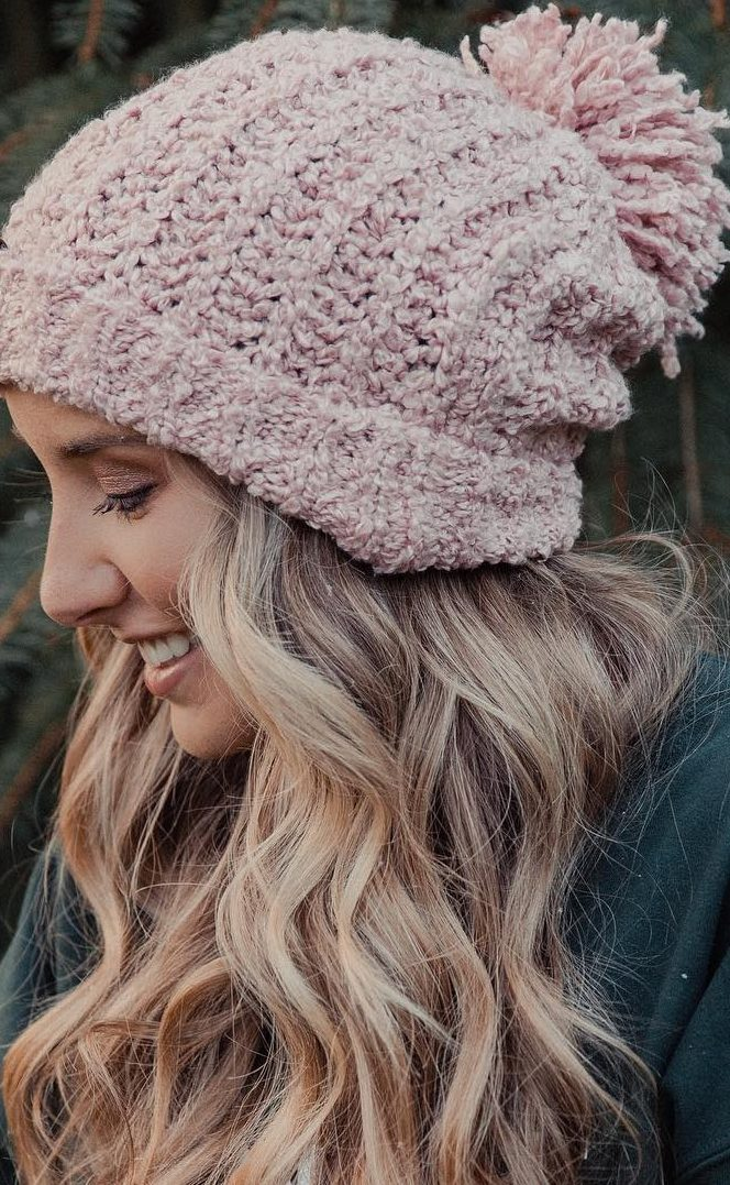 0ee66a32007 20+ Crochet Beanie Hat Ideas For Men And Women The Best of 2019 ...
