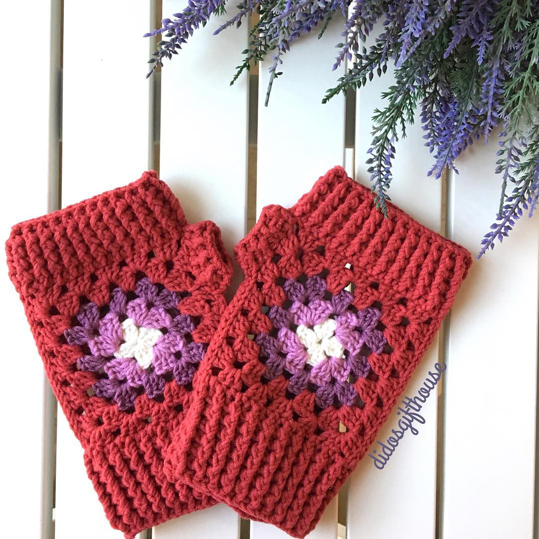 50-top-crochet-gloves-ideas