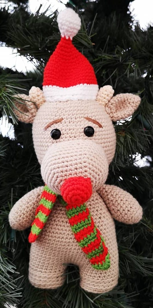 Amigurumi Crochet Christmas Softies Toy Free Patterns | Crochet ... | 1080x537