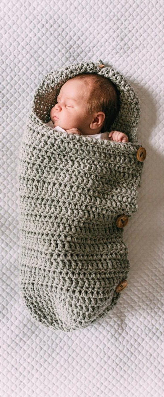 20-cute-crochet-baby-cocoon-patterns-with-your-baby-too-sweet